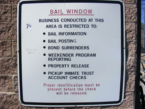 Las Vegas Detention Center Inmate Search - Bail Window Rules