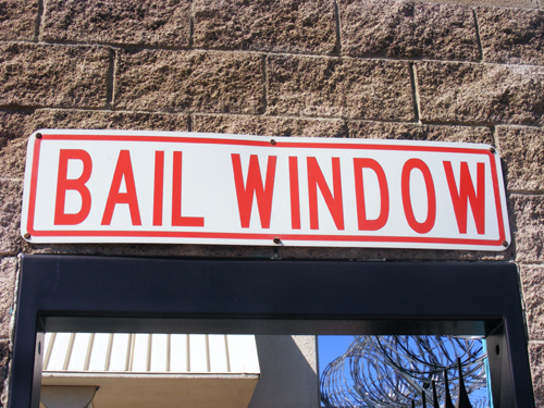 Las Vegas Detention Center Inmate Search - Bail Window