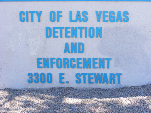 Las Vegas Detention Center Inmate Search - 3300 E. Stewart Ave.