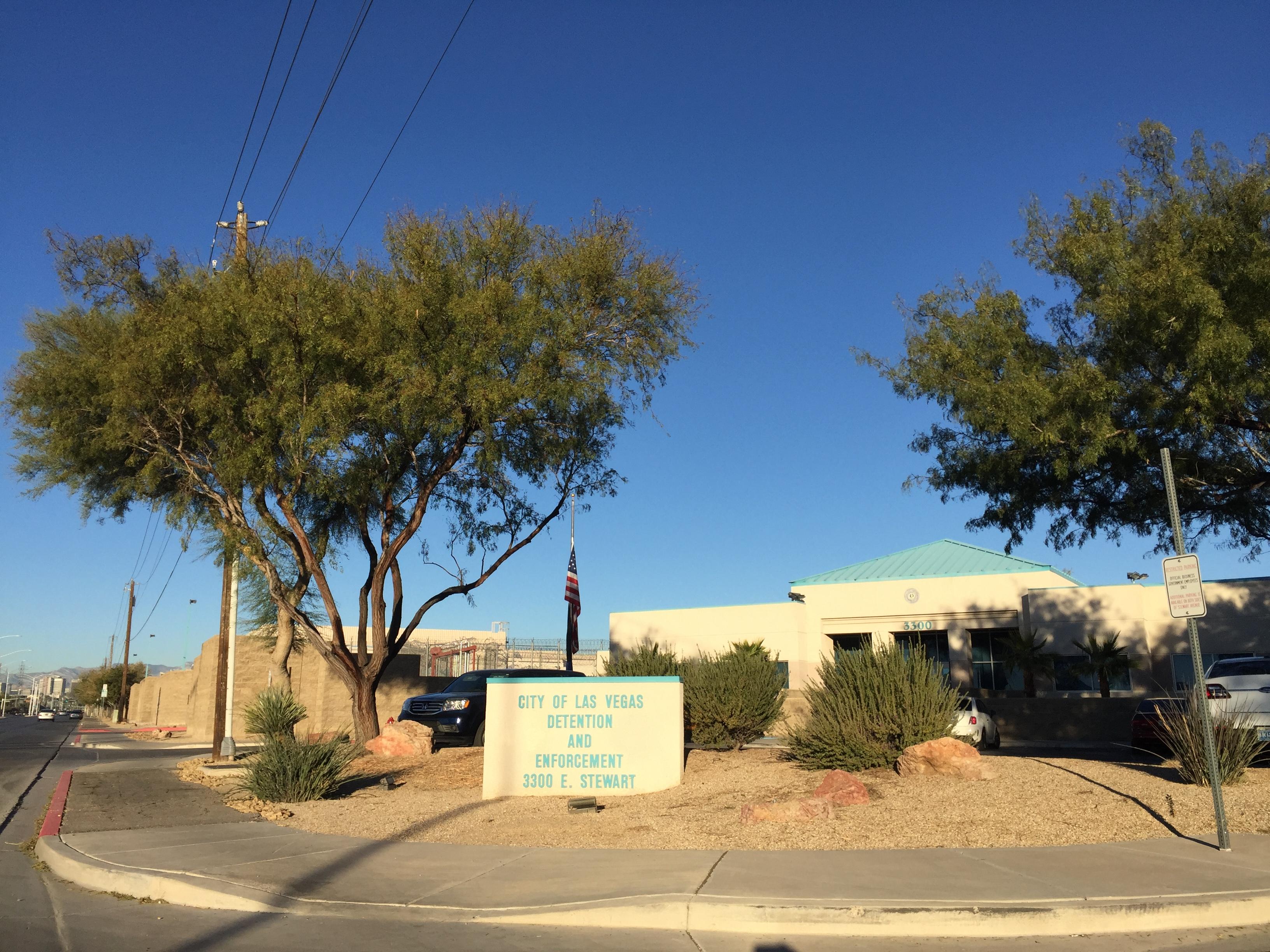 Find an Inmate North Las Vegas Jail