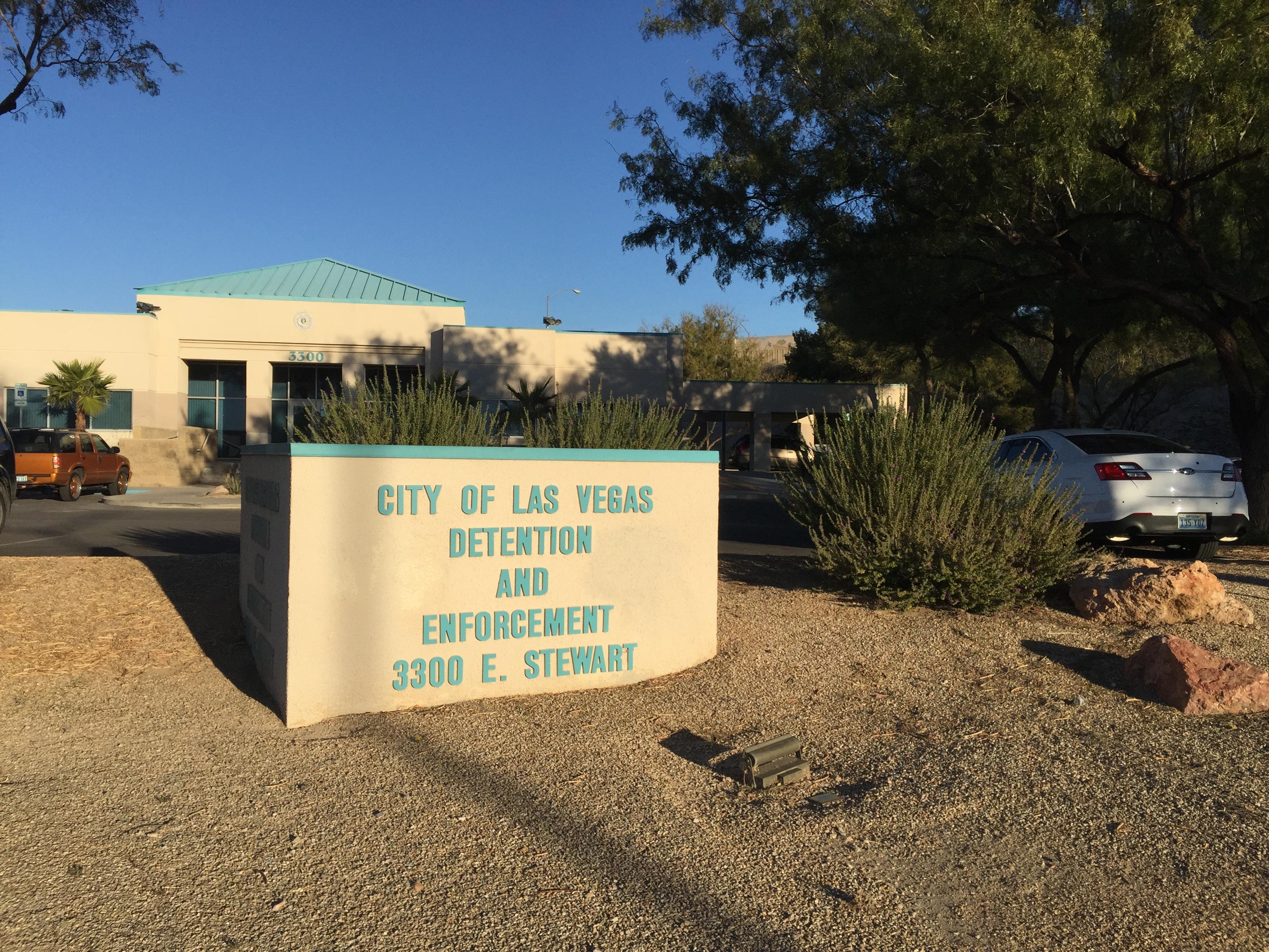 City of Las Vegas Detention and Enforcement Center